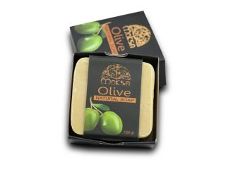 Moksa Natural Soap Olive Oil